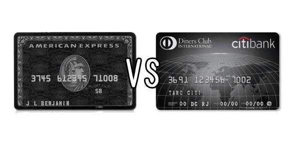 ブラックカードの比較