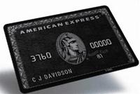 アメックスセンチュリオンカードの取得条件