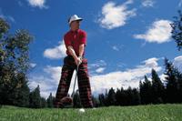Visa Infiniteゴルフ
