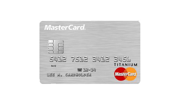 チタンマスターカード