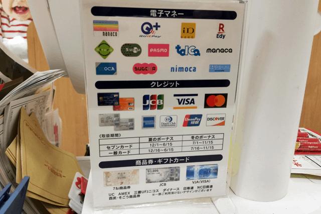 アカチャンホンポの支払い方法