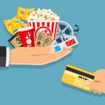 映画が割引料金で観られる優待特典ありクレジットカード厳選5枚