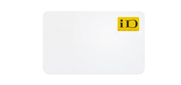 iD一体型クレジットカード