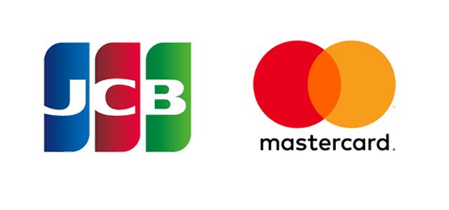 jcbとmastercard