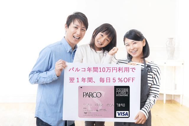 PARCOカード・クラスS