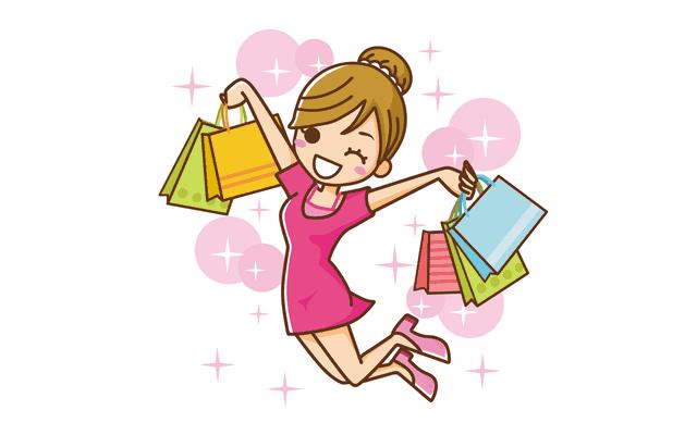 買い物好き