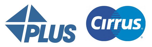海外キャッシングサービス(PLUS、Cirrus)