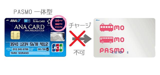 ソラチカカード(PASMO一体型)