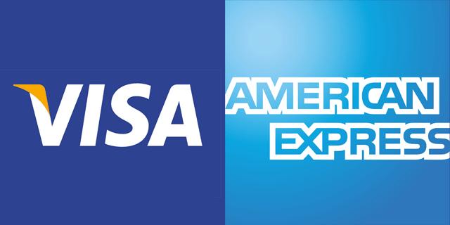 VISAとアメックスの比較